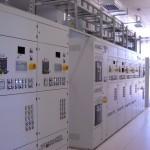 La sala di controllo