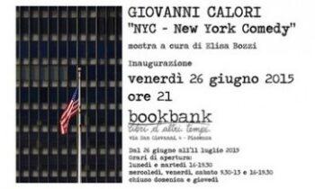 """GIOVANNI CALORI """"NYC"""