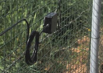 Protezione recinzione perimetrale