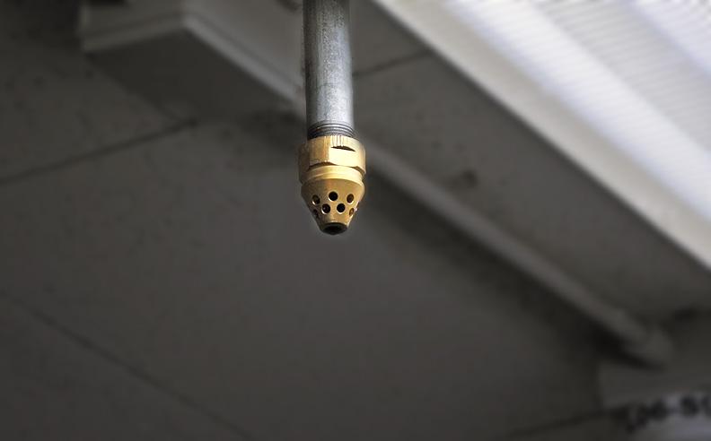 IG55 Ceiling nozzle