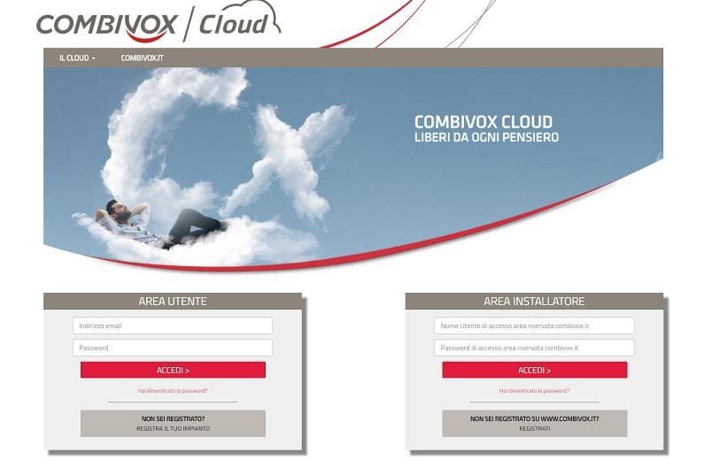 Combivox Cloud