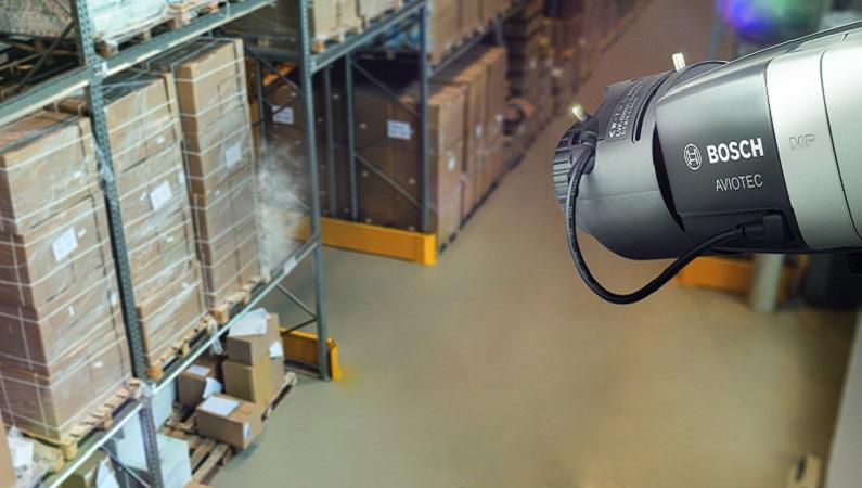Aviotec Bosch: l'analisi video per la rivelazione incendi