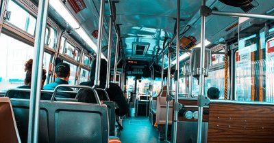 estintori sugli autobus