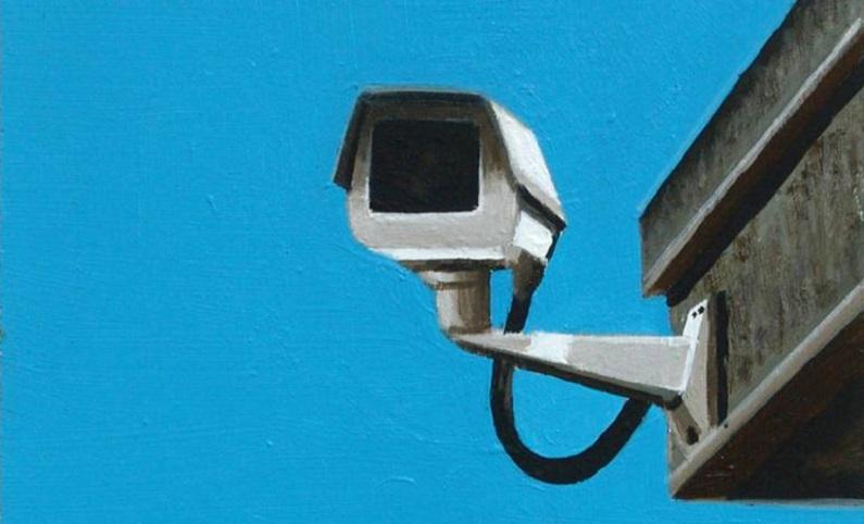 Quando la videosorveglianza diventa arte: Gerard Boersma