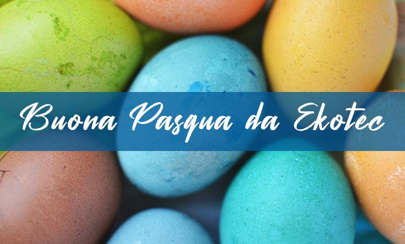 Pasqua 2019: auguri da Ekotec!