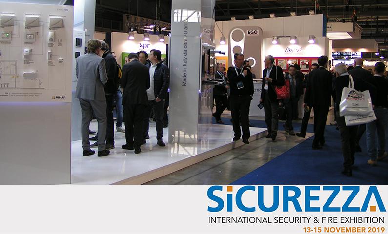 Sicurezza 2019: la fiera internazionale torna a Milano dal 13 al 15 novembre