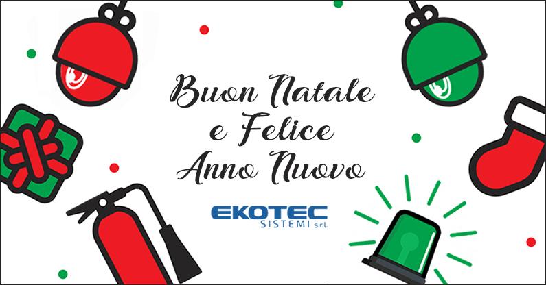 Buone Feste da Ekotec