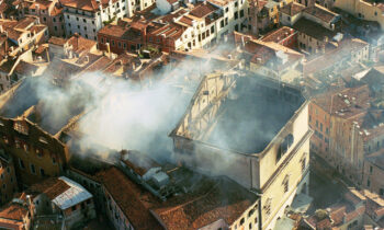 prevenzione incendi di edifici tutelati