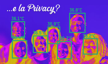 rilevazione della febbre e privacy