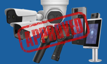 termoscanner Hikvision dichiarati conformi