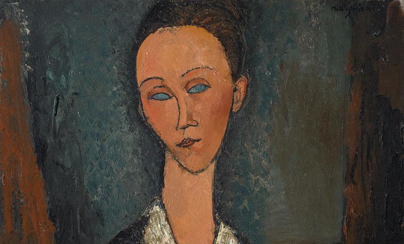 """Amedeo Modigliani """"ospite"""" alla Villa dei Capolavori"""