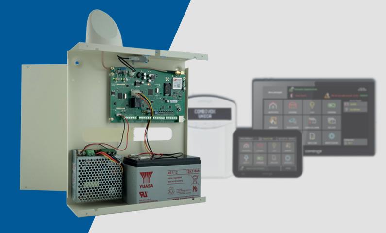 Combivox: disponibile per la vendita la nuova centrale Elisa 24 LTE